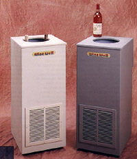 winewell 4 commercial wine chillers