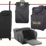 Wine Carriers Wine Totes & Wine-on-Wheels