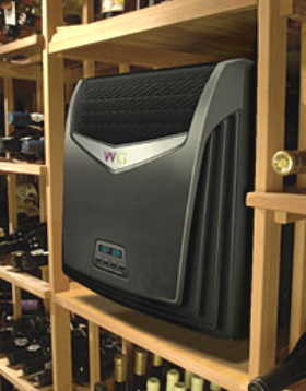 wine guardian through-the-wall-cooling units