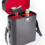 adagio 2 bottle wine tote