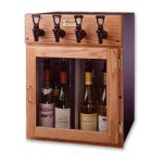 napa winekeeper gas preservation system oak