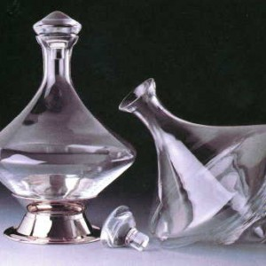 orbital wine decanter